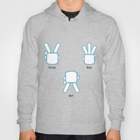 Peace Not War Hoody