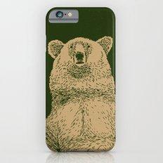 Kodiak Bear iPhone 6s Slim Case