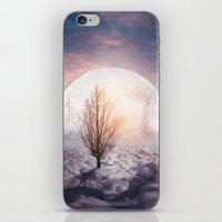 Hypnotized By The Moon iPhone & iPod Skin