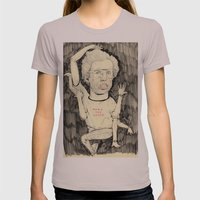 Napoleon Dynamite Womens Fitted Tee Cinder SMALL
