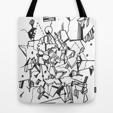 Realm Tote Bag