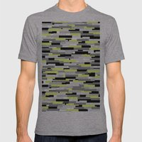 Swedground Mens Fitted Tee Athletic Grey SMALL