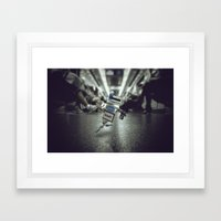 Buuh Framed Art Print
