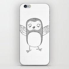 little wings iPhone & iPod Skin