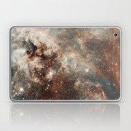 Cloud Galaxy Laptop & iPad Skin