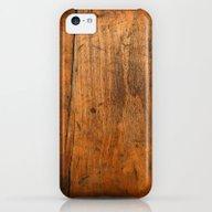 Wood Texture 340 iPhone 5c Slim Case