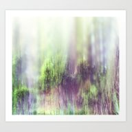 Art Print featuring Summer Slips Away by GLR67