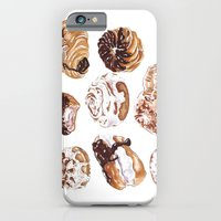iPhone & iPod Case featuring Donuts by heatherinasuitcase