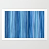 Ambient #1 (from the Art for Airports series) Art Print