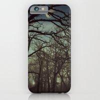 iPhone & iPod Case featuring B4 Night falls by KunstFabrik_StaticMovement Manu Jobst