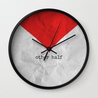 Find You Half (part 2 Of… Wall Clock