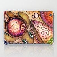 Basking Baby Sea Shell T… iPad Case
