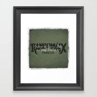 Creators  Of... Framed Art Print