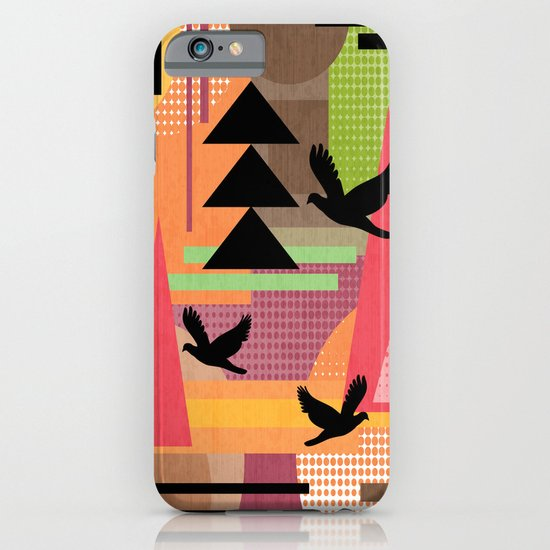 3 Flew Over. iPhone & iPod Case