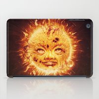 The Sun (Young Star) iPad Case