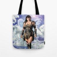 Xena: Warrior Princess Tote Bag