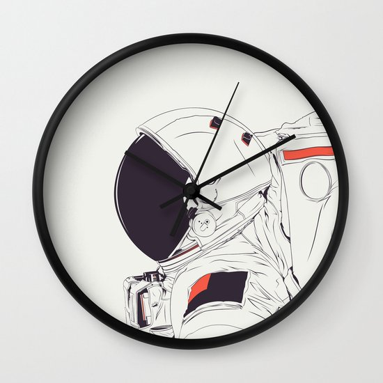 GOD IS AN ASTRONAUT Wall Clock