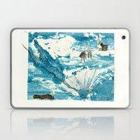 Mermaid Of Zennor Collag… Laptop & iPad Skin