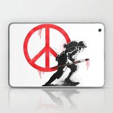 Art is a weapon! Laptop & iPad Skin