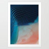 Art Print featuring Ripples by DuckyB (Brandi)