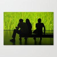 Greenerestifier Canvas Print