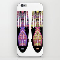 Psychedelic Tribe iPhone & iPod Skin