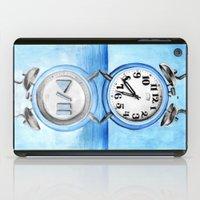 Pause Button iPad Case