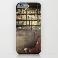iPhone & iPod Case featuring FADED MEDICINE SHOP by clare menke