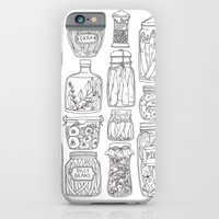 iPhone & iPod Case featuring Pickles Print by Brooke Weeber