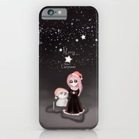 Black Xmas: A Merry Gothic Christmas iPhone 6 Slim Case