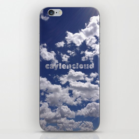 CaylenCloud. iPhone & iPod Skin