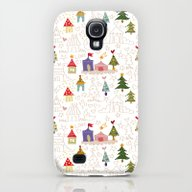 Christmas Is Coming! Galaxy S4 Slim Case