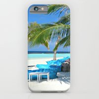 Maldivian Lounge iPhone 6 Slim Case