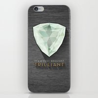 Trilliant iPhone & iPod Skin