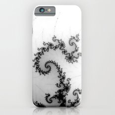 detail on mandelbrot set - pseudopod iPhone 6s Slim Case