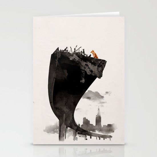 The Last of Us Stationery Card