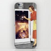 Stars for Breakfast iPhone & iPod Skin