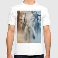 Braid Mens Fitted Tee White SMALL