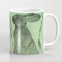 Hiding in the green Mug