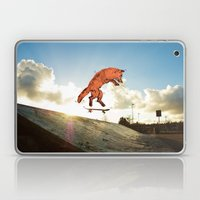 Skateboard FOX! Laptop & iPad Skin
