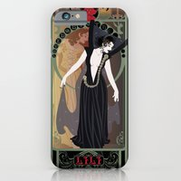 iPhone & iPod Case featuring Dark Lili Nouveau - Legend by CaptainLaserBeam