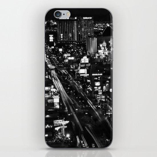 Dark Depths of Las Vegas iPhone & iPod Skin