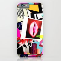 iPhone & iPod Case featuring Mood Board by The Digital Weaver