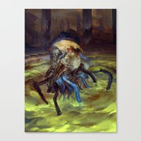Thrull Canvas Print