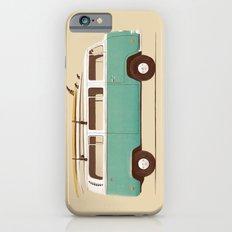 Blue Van Slim Case iPhone 6s