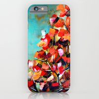 iPhone & iPod Case featuring Fall Leaves by Claudia McBain