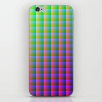 RGB iPhone & iPod Skin