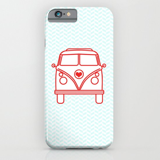 let's go wild and explore the world! iPhone & iPod Case