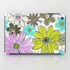 Spring Garden iPad Case