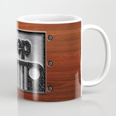 Embossed Steel Jeep Logo… Mug